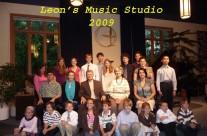 2009 Year End Recital