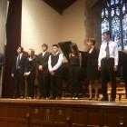 Piano Duo recital at McMaster University