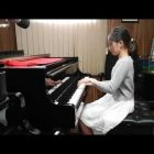 Prayer of the Matador by Norman dello Jolio/Quinie Cui – piano