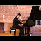 Kevin Chen Brahms